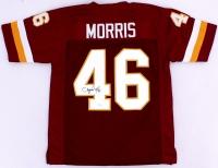 Alfred Morris Signed Redskins Jersey (JSA COA) at PristineAuction.com