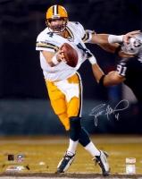 Brett Favre Signed Packers 16x20 Photo (Radtke COA) at PristineAuction.com