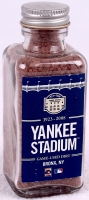 Bottle of Authentic New York Yankee Game-Used Stadium Dirt (MLB Hologram) at PristineAuction.com