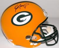 Brett Favre Signed Packers Full-Size Helmet (PSA COA & Favre Hologram) at PristineAuction.com