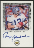 Roger Staubach 1998 SPx Finite UD Authentics #RS1 at PristineAuction.com