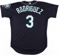 Alex Rodriguez 2000 Seattle Mariners Game-Used Alternate Jersey (Grey Flannel LOA)