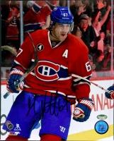 Max Pacioretty Signed Canadians 8x10 Photo (Schwartz COA)
