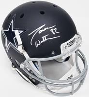 Jason Witten Signed Cowboys Flat Matte Navy Full-Size Helmet (JSA COA & Witten Hologram)