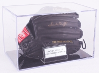 Sandy Koufax Signed Rawlings Full-Size Pro Model Baseball Glove with Display Case (PSA LOA)