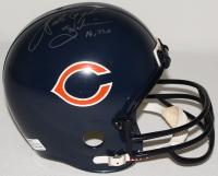 "Walter Payton Signed Full-Size Bears Helmet Inscribed ""Sweetness"", ""16,726"", ""Super Bowl XX Champs"", ""9 Pro Bowls"", ""NFL MVP 1977"", & ""HOF 1993"" (PSA LOA)"
