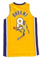 Kobe Bryant Signed Lakers Custom Hand-Painted Jersey Limited Edition #1/1 (UDA COA)