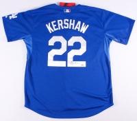 Clayton Kershaw Signed Dodgers Jersey (PSA COA)
