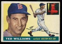 Ted Williams 1955 Topps #2
