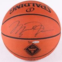 "Michael Jordan Signed Limited Edition ""20th Anniversary 1993 NBA Championship"" Official Game Ball #1/23 (UDA COA & PSA Hologram)"