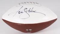 Ken Stabler Signed Alabama Crimson Tide Logo Football (Stabler LOA)