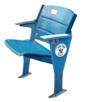 Yankee Stadium Authentic #14 Game-Used Seat (Steiner LOA)