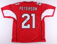 Patrick Peterson Signed Cardinals Jersey (JSA COA)
