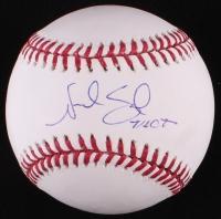 "Noah Syndergaard Signed OML Baseball inscribed ""Thor"" (JSA COA)"