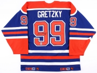 Wayne Gretzky Signed Oilers Captain Jersey (Gretzky COA)