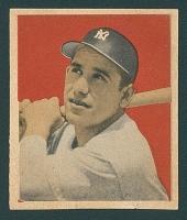 Yogi Berra 1949 Bowman #60