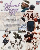 "Walter Payton Signed Bears ""A Legend Among Us"" 16x20 Photo (Payton Hologram & PSA LOA)"